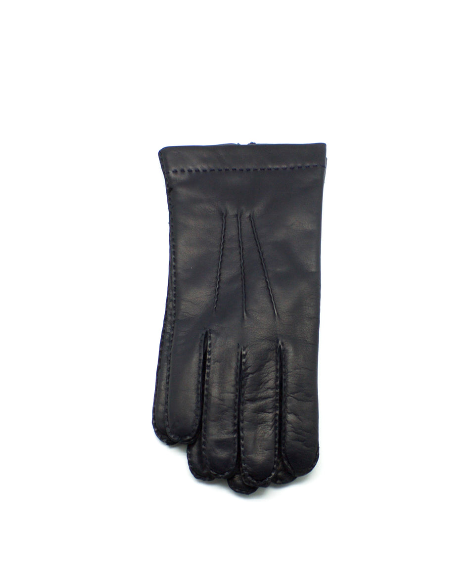 Merola Gloves | Nappa-Cashmere lined | Navy