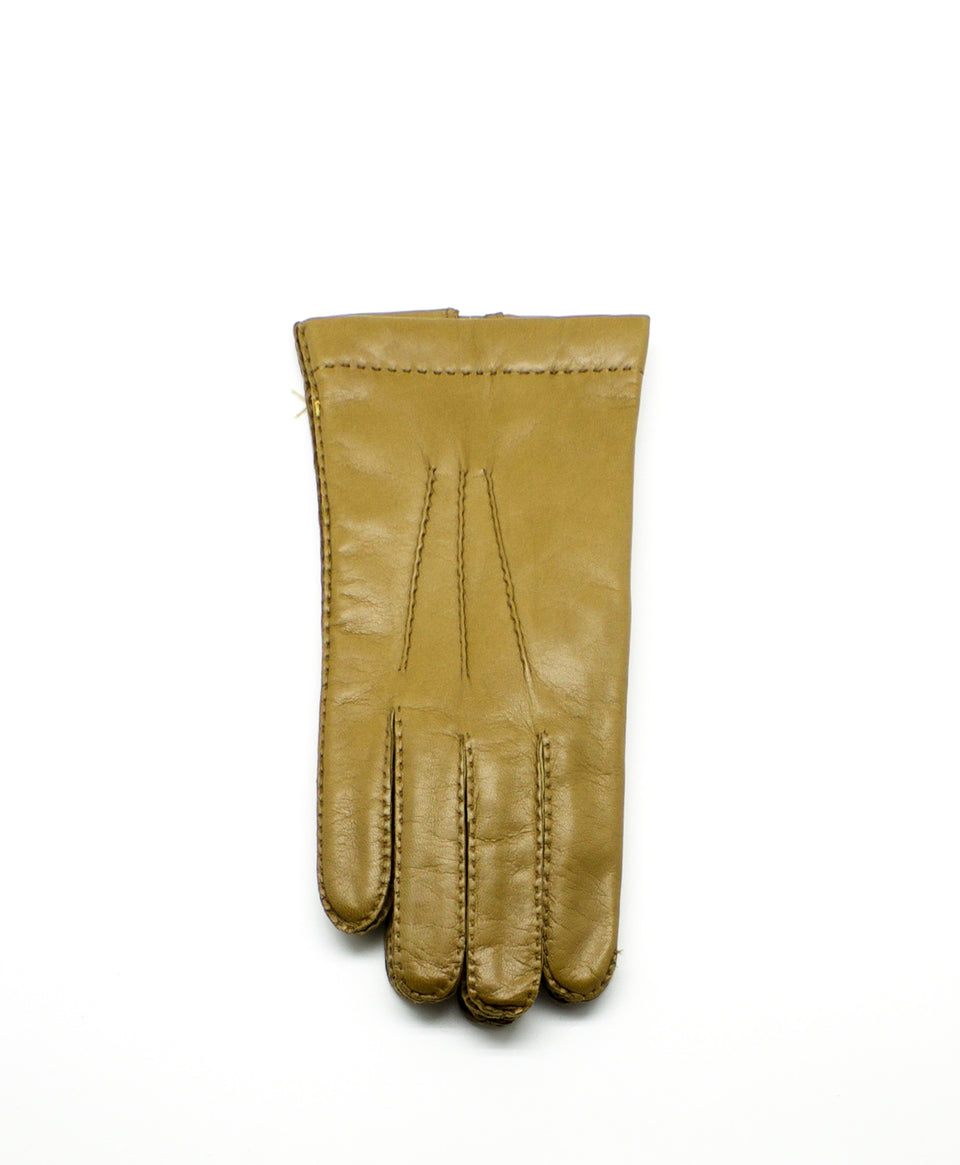 Merola Gloves | Nappa-Cashmere lined | Tan