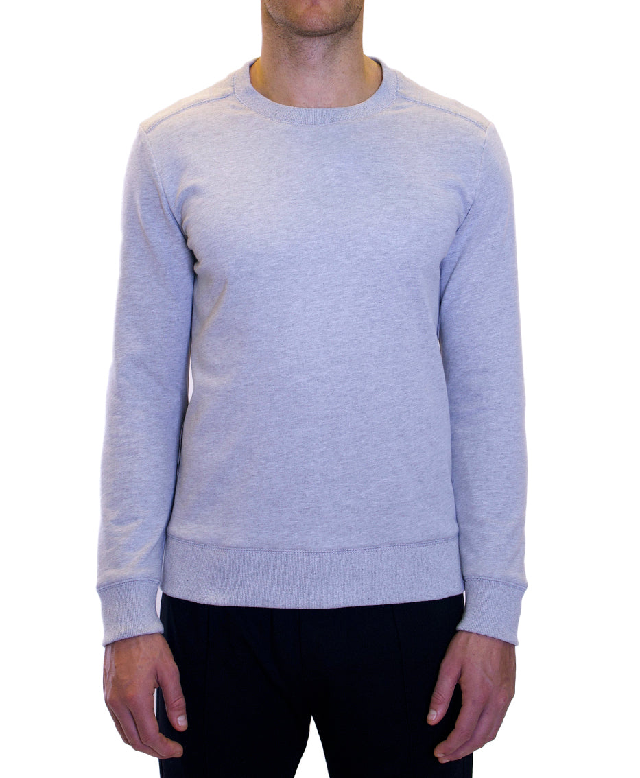 Sylvester Sweat Top | Silver