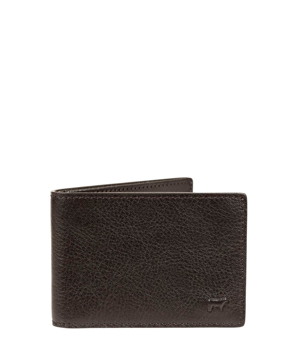 Will Leather | Slim Billfold | Black