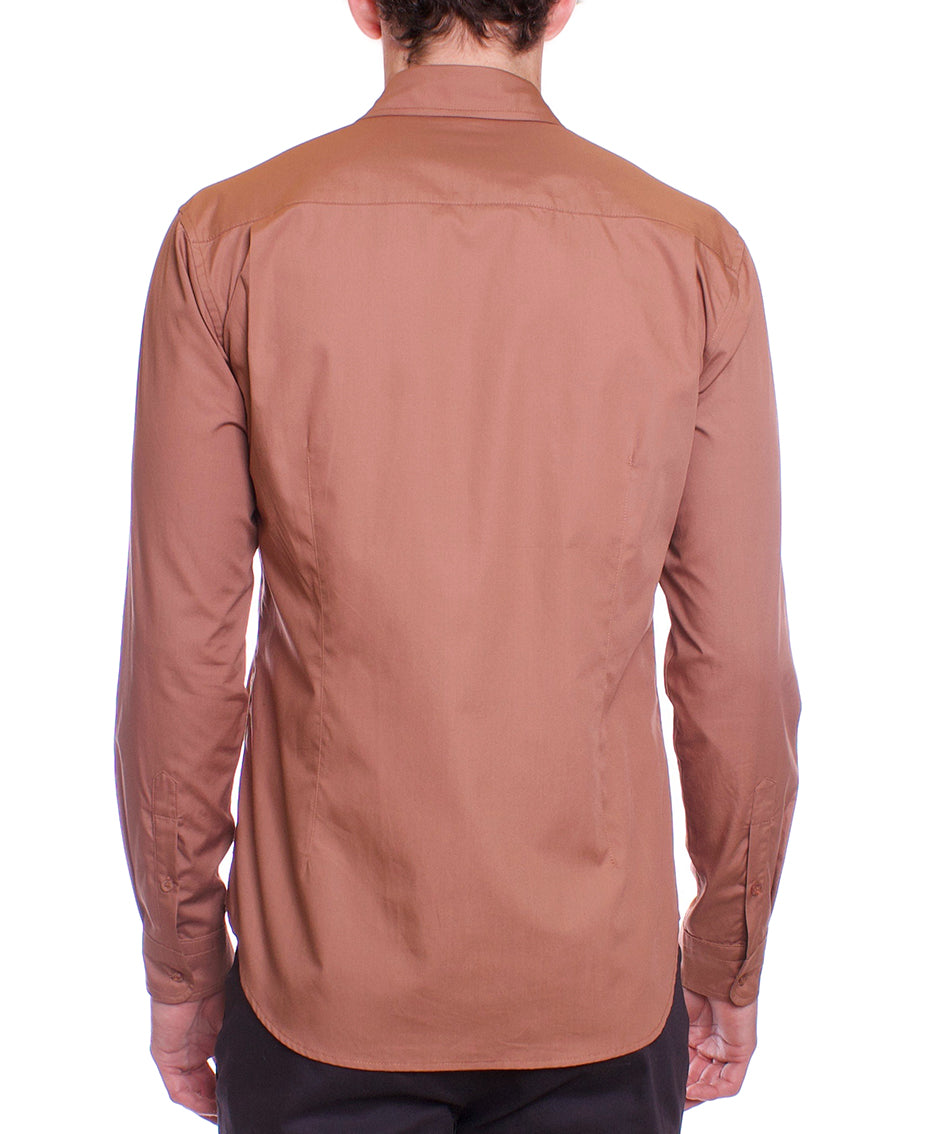 Club shirt | Tan
