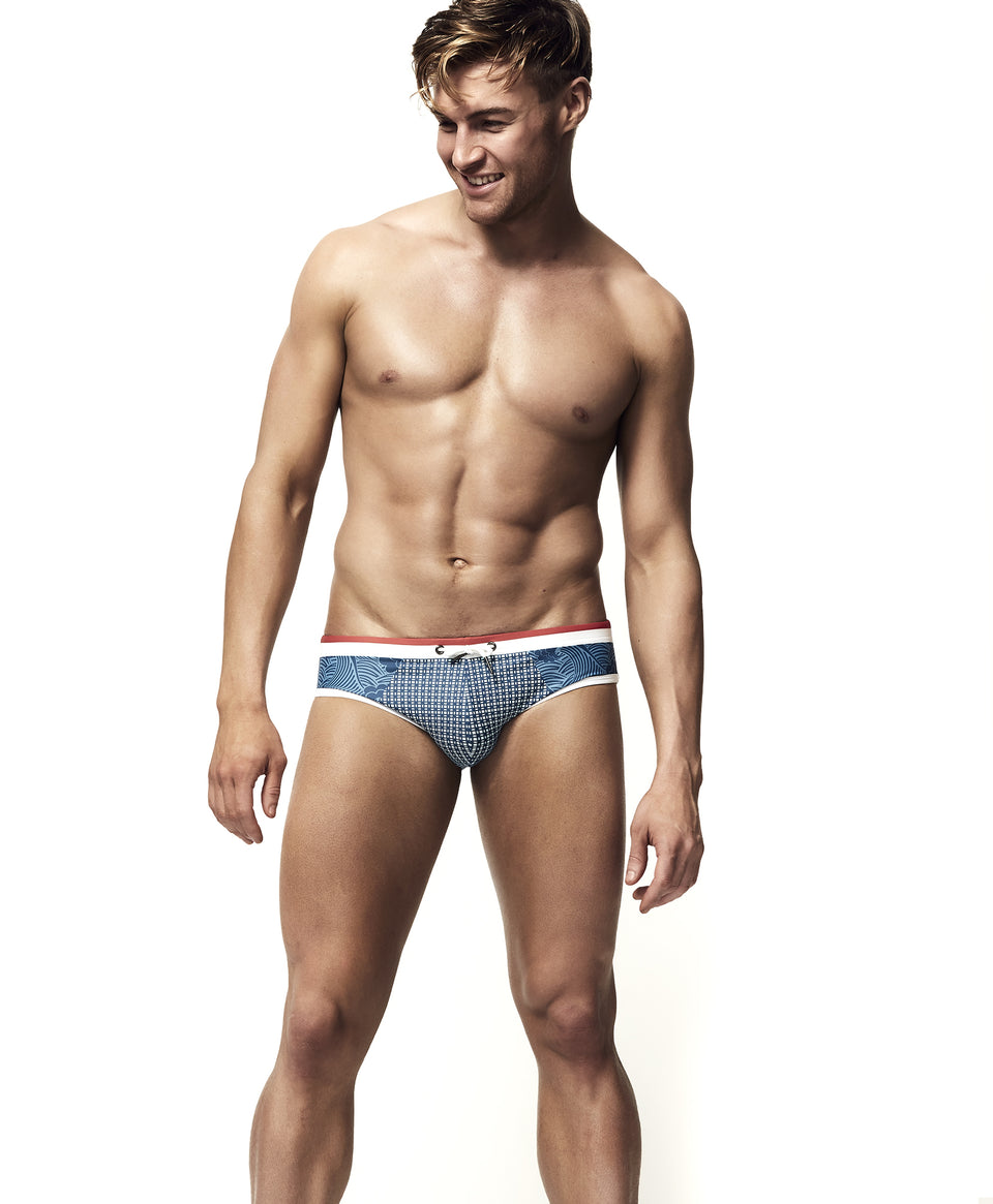 Waves Lycra-Brief | Wave
