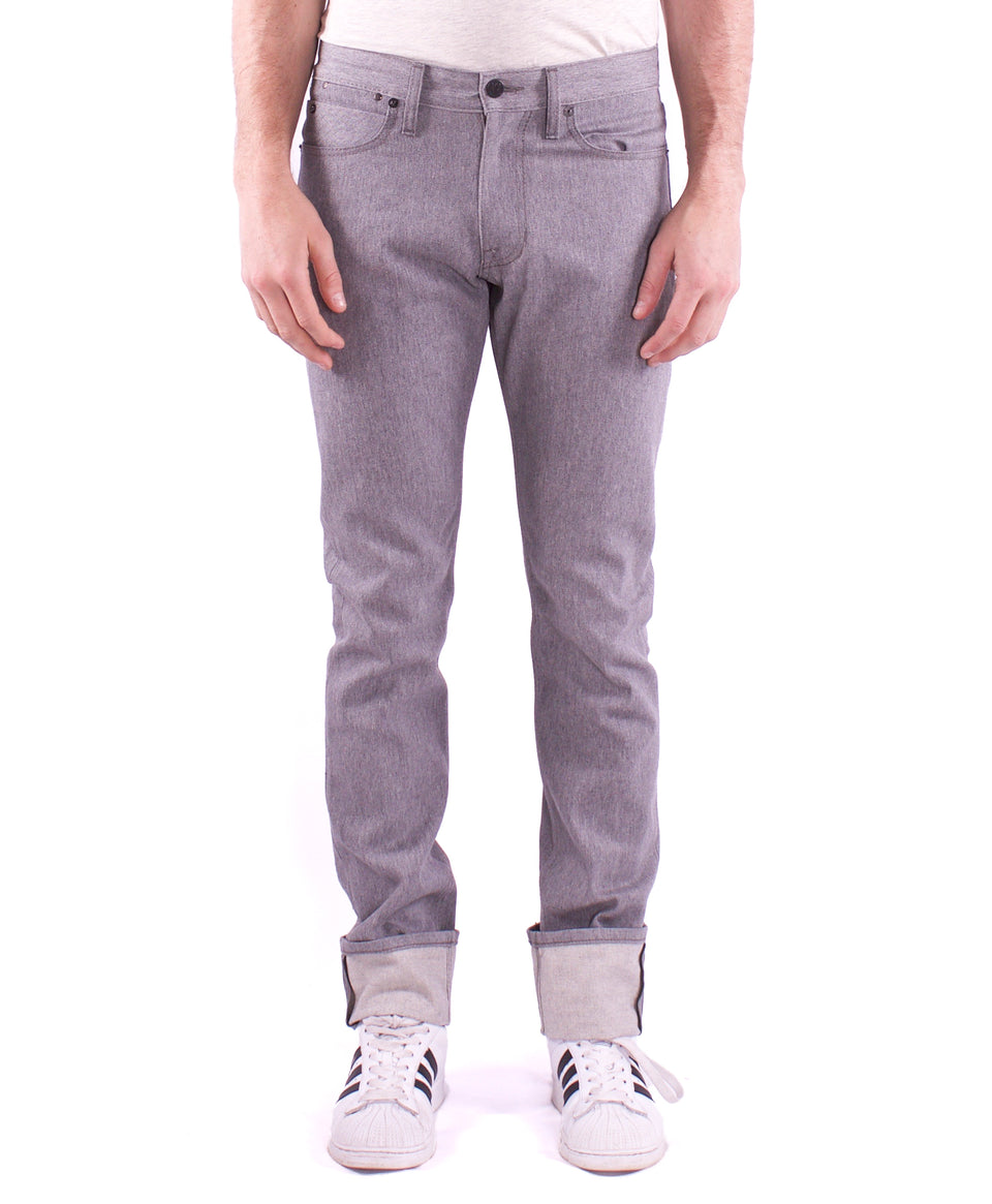 Williamsburg Grand Street Jean | Grey