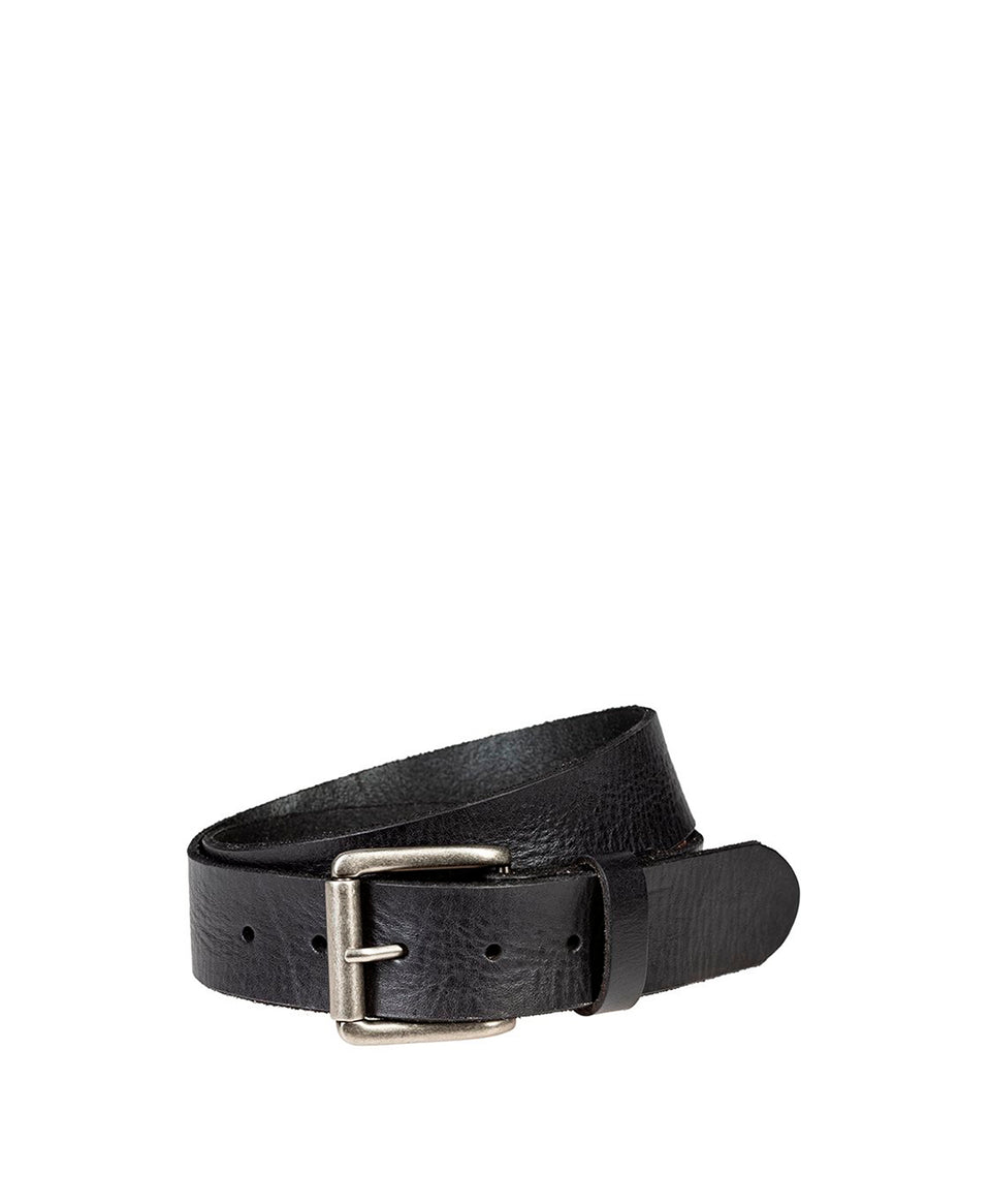 Will Leather | Winslow Belt | Black