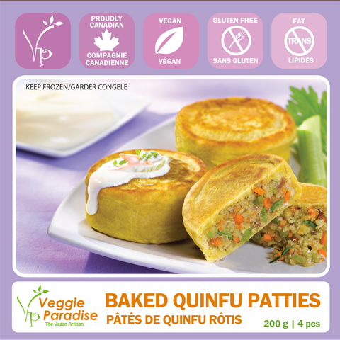 Baked Quinfu Patty (200 g)