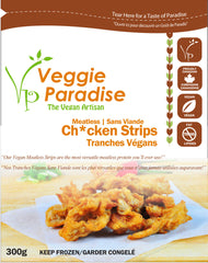 Vegan Meatless Strips (454 g)
