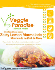 Zesty Lemon Marmalade (300 g)