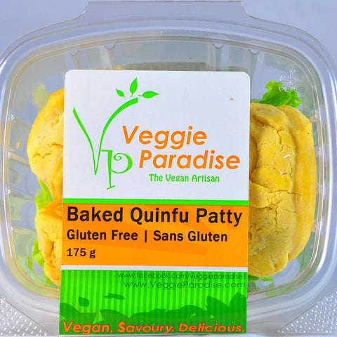 Baked Quinfu Patties (200 g)