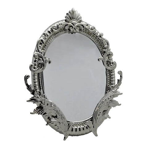 silver spoon mirror