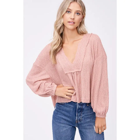 sunset breeze top