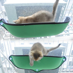 Removable Window Mounted Cat Bed Hammock
