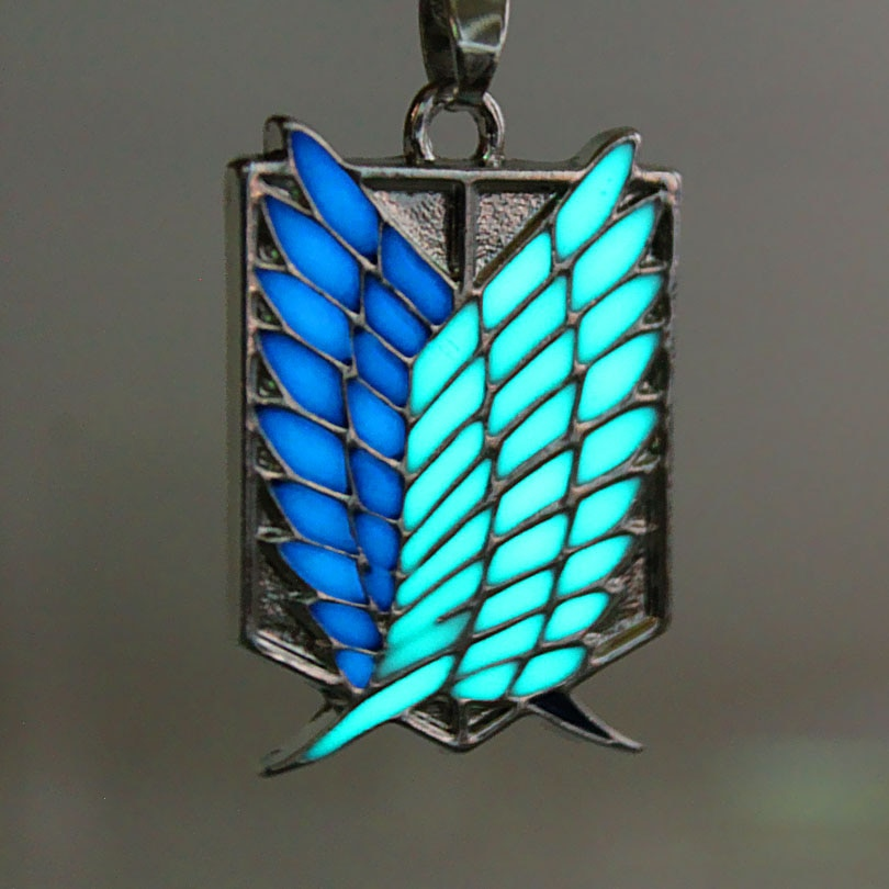 Titan Glowing Necklace