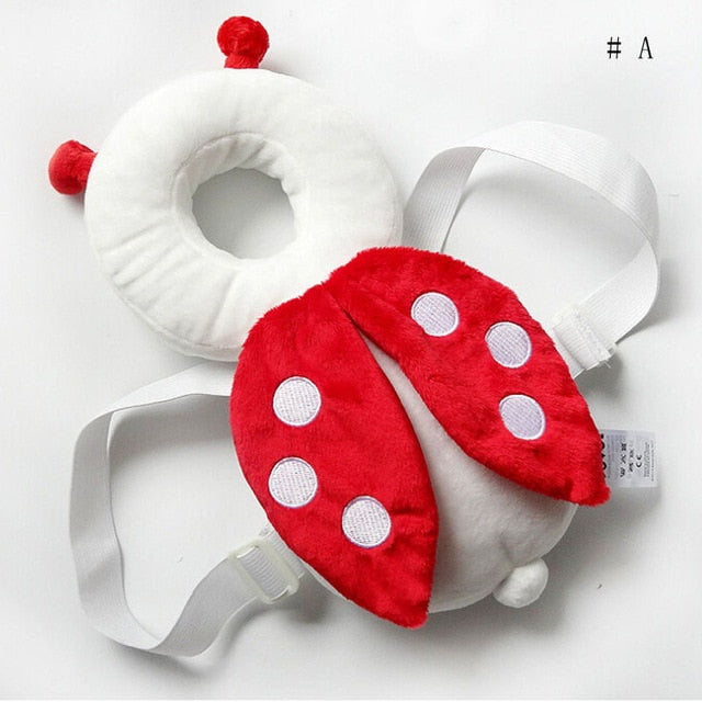 Cute Baby Newborn Head & Back Protection Pillow