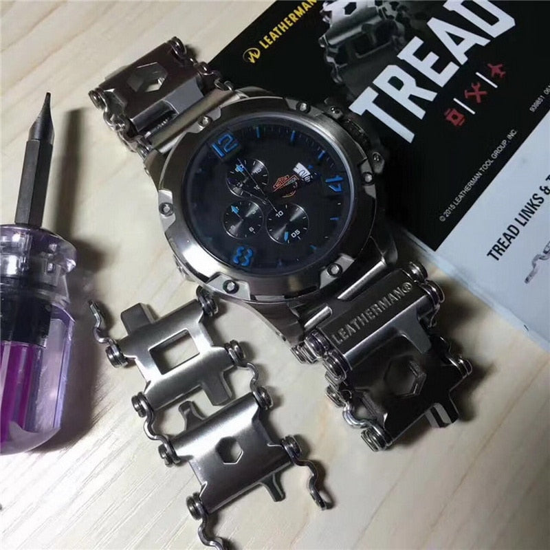 Leatherman Watch Tools