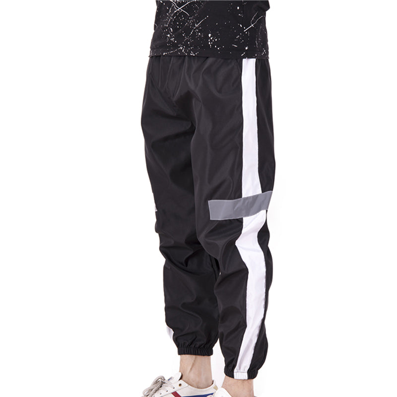 White Mens Cargo Pants