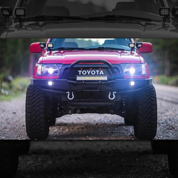 96-02 Toyota 4Runner LED Retrofit Headlights
