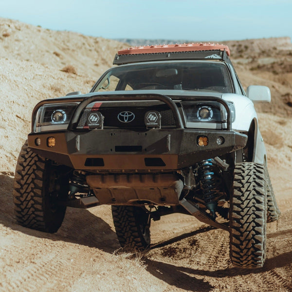 3rd Gen 4Runner Long Travel Suspension
