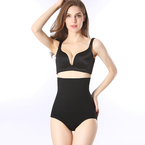 Women High Waist Seamless Shaping Panties - Be Beautiful For Ever