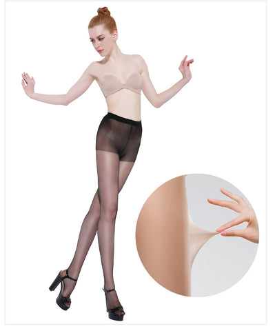 Ladies 15D Spider Tights Tear Resistant Nylon - Be Beautiful For Ever