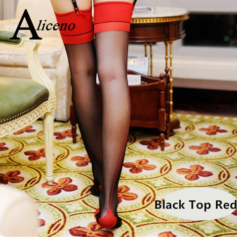 Plus Size Classic Retro Fashion Stockings - Be Beautiful For Ever