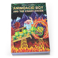 AMINOACID BOY and the Chaos Order (Graphic Novel)