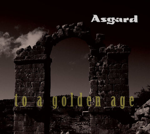 Asgard - To a Golden Age CD