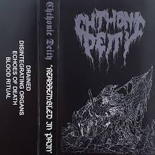 Chthonic Deity - Reassembled In Pain (CS)