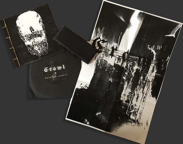 "CRAWL - This sad cadav'r (7"" Lathe)"