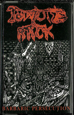 Tortue Rack - Barbaric Persecution (Cass)