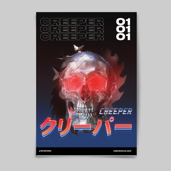 Creeper Magazine (Aus Import)