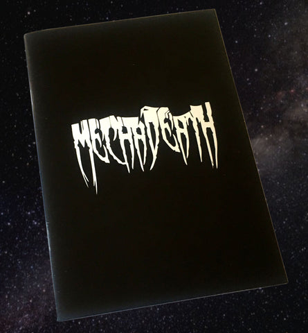 MechaDeath Magazine (Limited Physical Edition)