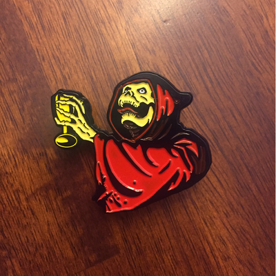 Party Ghoul Pin