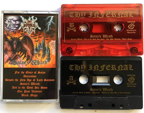 Thy Infernal - Satan's Wrath (CS)