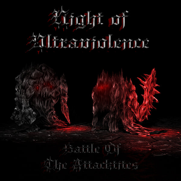 RS05 - Night Of Ultraviolence - Battle Of The Attacktites (digital release)