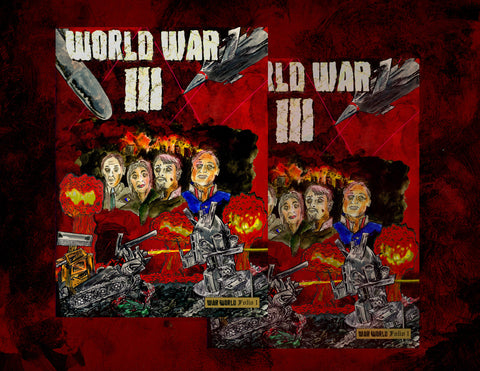 2 Copies World War III (PRE-ORDER Rest of World) $40 + $24 Shipping