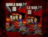 2 Copies World War III (PRE-ORDER Mexico/Canada) $40 + $17 Shipping