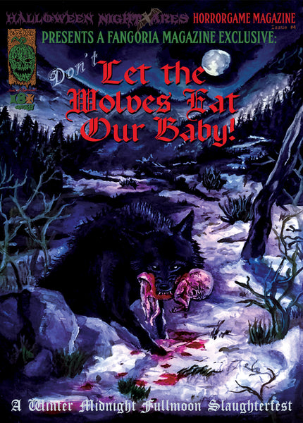Don't Let the Wolves Eat Our Baby! (free print and play game!)