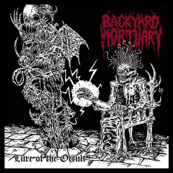 Backyard Mortuary - Lure of the Occult CD