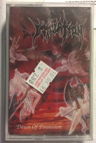 Immolation - Dawn of Possession - CASSETTE