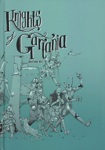 Knights of Gartania (Hardcover)