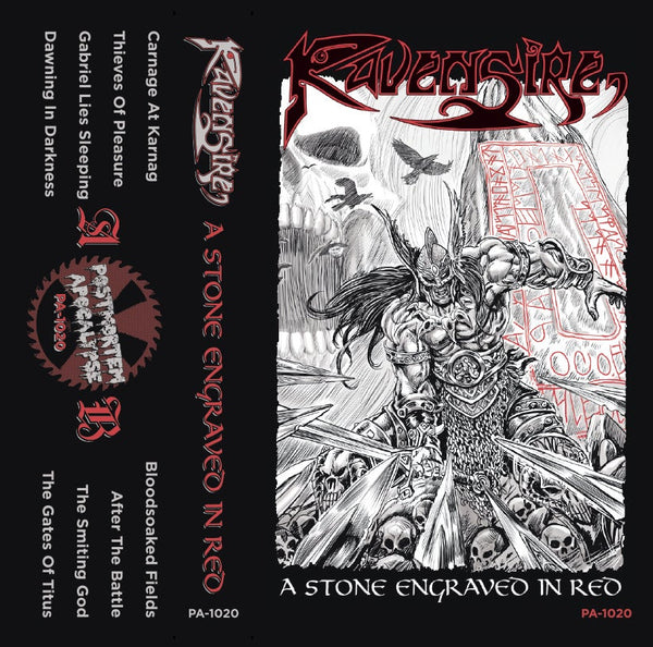 "Ravensire ""A Stone Engraved In Red"" CS"