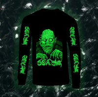 Sea Evil: Turtleman - Long Sleeve T-Shirt