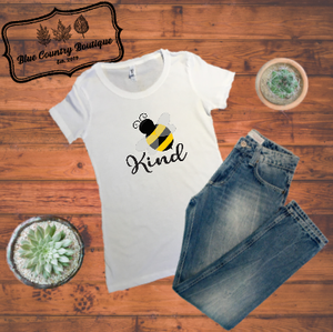 Bee Kind-Blue Country Boutique