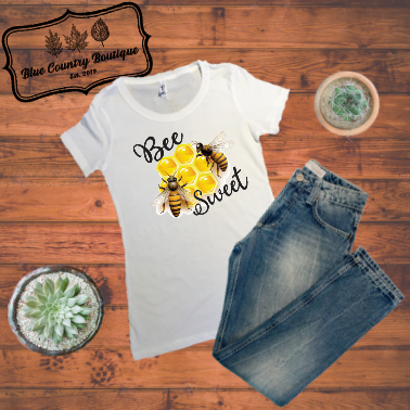 Bee Sweet-Blue Country Boutique