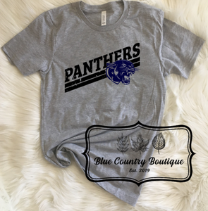 Youth to Adult  T-shirts Den Panthers