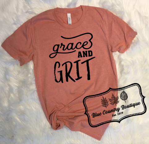 Grace And Grit-Blue Country Boutique