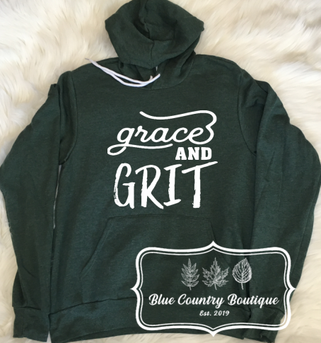 Grace And Grit Hoodie