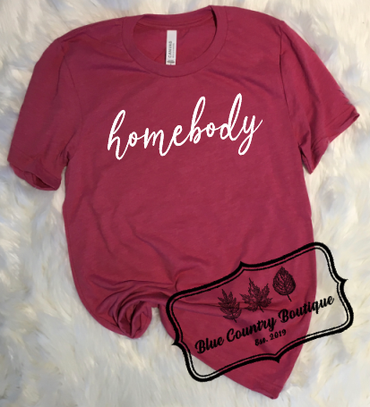Homebody- Blue Country Boutique