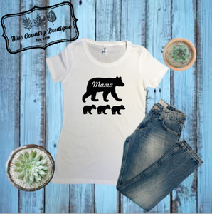 Mama Bear- Blue Country Boutique