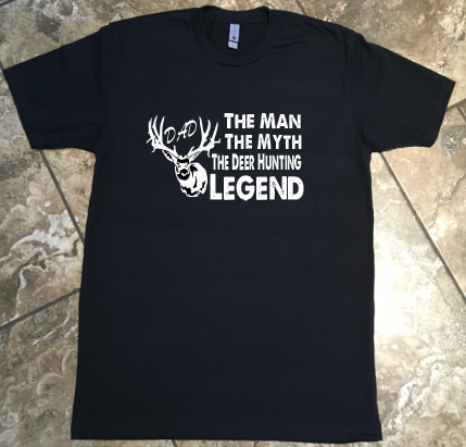 deer hunting legend-dad-blue country boutique